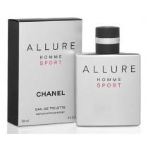 ادکلن اورجینال امارات مردانه آلور اسپورت شنل Chanel Allure Homme Sport Eau De Toilette For Men