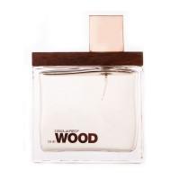 ادکلن اورجينال امارات زنانه دیسکوارد Dsquared She Wood Eau De Parfum For Women 100ml