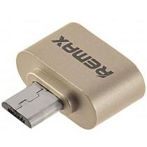 مبدل ريمکس Remax OTG Micro USB Converter