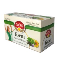 چای لاغری فرم دوغوش ترکیه با طعم مخلوط گیاهی
