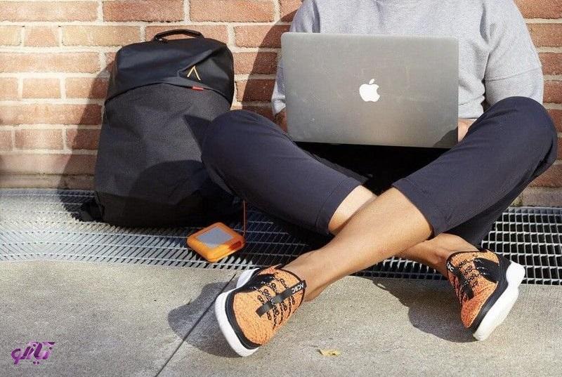 کفش ماژولار شوز با امکان تغییر طرح پوسته، معرفی شد