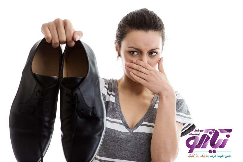 بوگیرهای طبیعی کفش و روش ساخت!